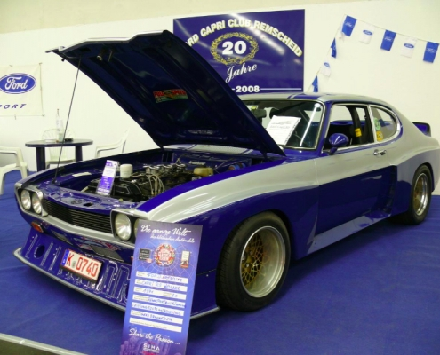 Weslake Capri Ric Wood UK Motorsport Manufacturer